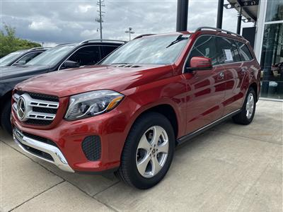 2019 Mercedes-Benz GLS-Class lease in collierville,TN - Swapalease.com