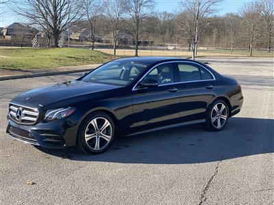 2018 Mercedes-Benz E-Class lease in Huntsville ,AL - Swapalease.com