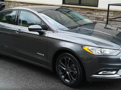 2019 Ford Fusion Hybrid lease in Irving,TX - Swapalease.com