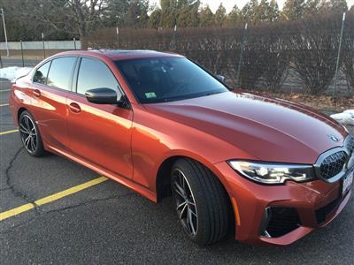 2020 BMW 3 Series lease in Granby,MA - Swapalease.com