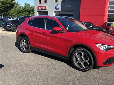 2018 Alfa Romeo Stelvio lease in Wethersfield ,CT - Swapalease.com