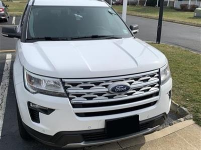 2019 Ford Explorer lease in ,NJ - Swapalease.com