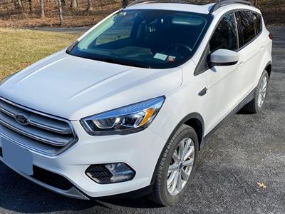 2019 Ford Escape lease in Catskill,NY - Swapalease.com