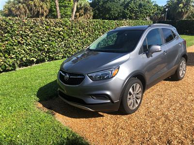 2019 Buick Encore lease in North Palm Beachjupiter,FL - Swapalease.com