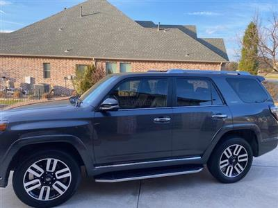 2018 Toyota 4Runner lease in Dallas,TX - Swapalease.com