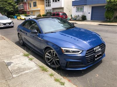 2019 Audi A5 Coupe lease in San Francisco ,CA - Swapalease.com