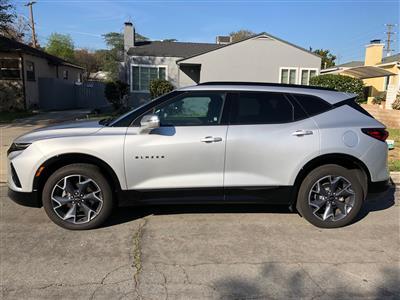 2019 Chevrolet Blazer lease in Burbank,CA - Swapalease.com