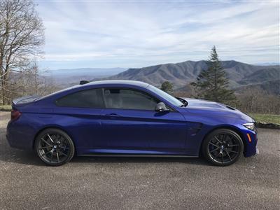 2019 BMW M4 CS lease in Huntersville,NC - Swapalease.com