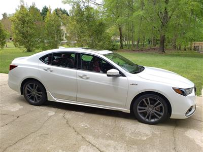 2018 Acura TLX lease in Raleigh,NC - Swapalease.com