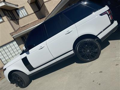 2019 Land Rover Range Rover lease in Temple City,CA - Swapalease.com