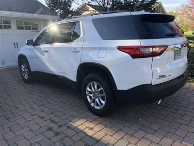 2019 Chevrolet Traverse lease in Berlin,CT - Swapalease.com
