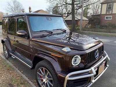 2020 Mercedes-Benz G-Class lease in Forest Hills,NY - Swapalease.com