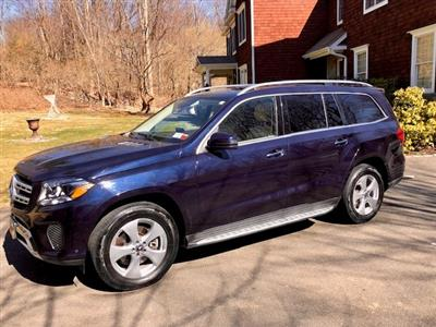 2017 Mercedes-Benz GLS-Class lease in Pelham,NY - Swapalease.com