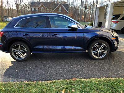 2018 Audi SQ5 lease in Huntingtown,MD - Swapalease.com
