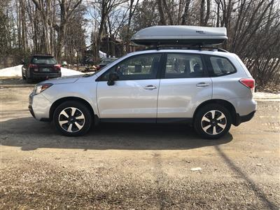 2019 Subaru Forester lease in Colchester ,VT - Swapalease.com