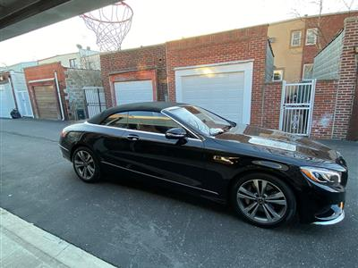 2019 Mercedes-Benz S-Class Cabriolet lease in Queens,NY - Swapalease.com
