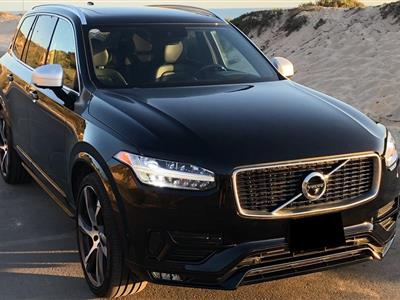 2017 Volvo XC90 lease in Malibu,CA - Swapalease.com
