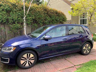 2018 Volkswagen e-Golf lease in Albany,CA - Swapalease.com
