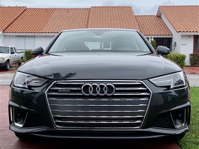 2019 Audi A4 lease in Miami ,FL - Swapalease.com