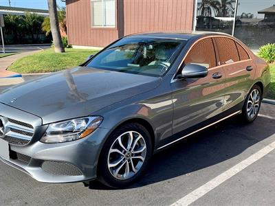2018 Mercedes-Benz C-Class lease in Paramount,CA - Swapalease.com