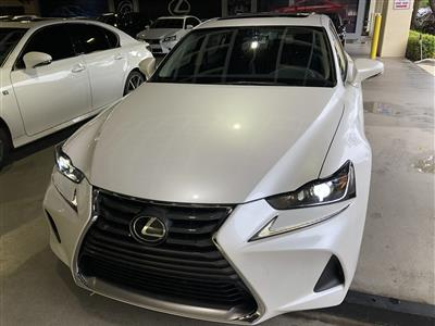 2018 Lexus IS 300 lease in Ft. Lauderdale,FL - Swapalease.com