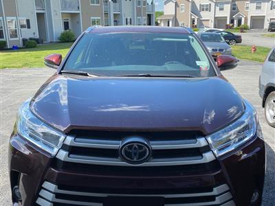 2019 Toyota Highlander lease in Malta,NY - Swapalease.com