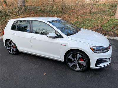 2018 Volkswagen Golf GTI lease in Summit,NJ - Swapalease.com
