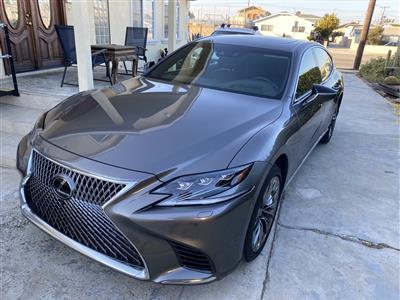 2018 Lexus LS 500 lease in Gardena,CA - Swapalease.com
