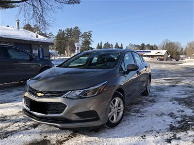2018 Chevrolet Cruze lease in Grand Rapids,MN - Swapalease.com