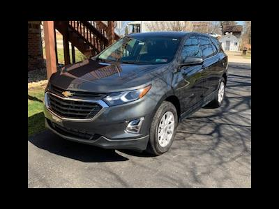 2019 Chevrolet Equinox lease in North Huntingdon,PA - Swapalease.com