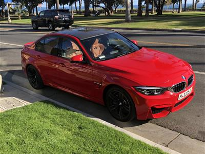 2018 BMW M3 lease in Los Angeles,CA - Swapalease.com