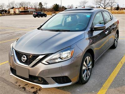 2019 Nissan Sentra lease in Naperville,IL - Swapalease.com