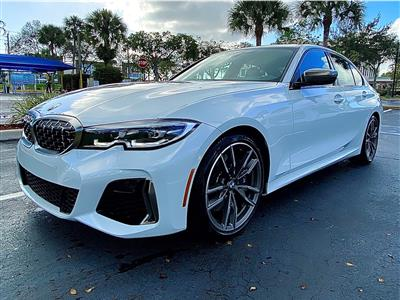 2020 BMW 3 Series lease in Cooper City,FL - Swapalease.com