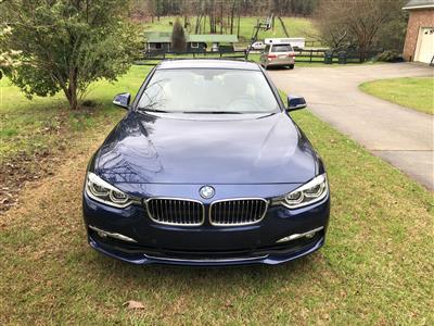 2018 BMW 3 Series lease in Aiken,SC - Swapalease.com