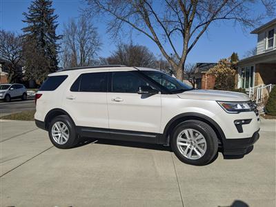 2018 Ford Explorer lease in Farmington Hills,MI - Swapalease.com