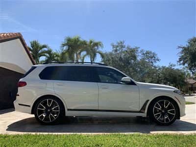 2020 BMW X7 lease in FORT LAUDERDALE,FL - Swapalease.com