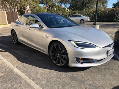 2018 Tesla Model S lease in Santa Barbara,CA - Swapalease.com