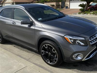 2019 Mercedes-Benz GLA SUV lease in Chino,CA - Swapalease.com