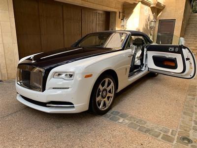 2018 Rolls-Royce Dawn lease in West Hollywood,CA - Swapalease.com