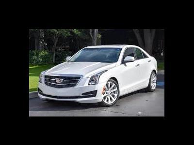2018 Cadillac ATS lease in Hudson,MA - Swapalease.com