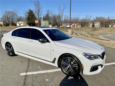 2019 BMW 7 Series lease in Hoboken,NJ - Swapalease.com