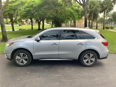 2018 Acura MDX lease in Delray Beach,FL - Swapalease.com