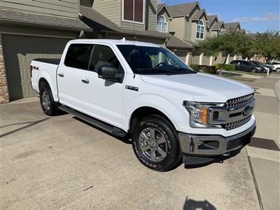 2018 Ford F-150 lease in Dallas,TX - Swapalease.com