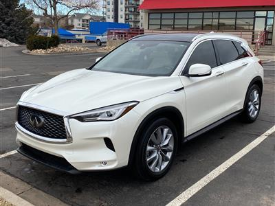 2019 Infiniti QX50 lease in Greenwood Village,CO - Swapalease.com