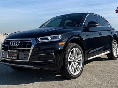 2018 Audi Q5 lease in Los Angeles,CA - Swapalease.com