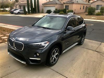 2018 BMW X1 lease in Henderson,NV - Swapalease.com