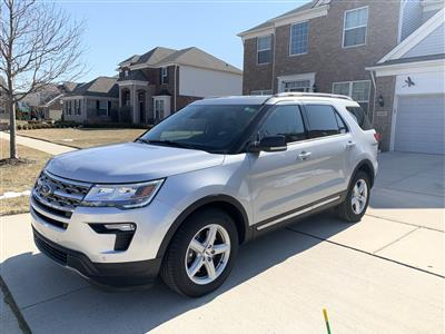 2018 Ford Explorer lease in Macomb,MI - Swapalease.com
