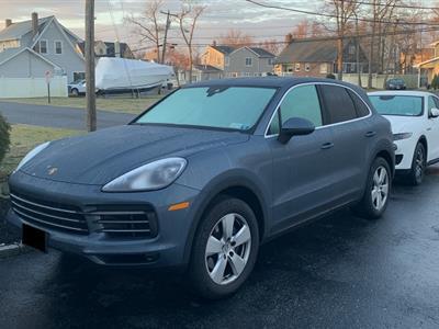 2019 Porsche Cayenne lease in Nassau,NY - Swapalease.com