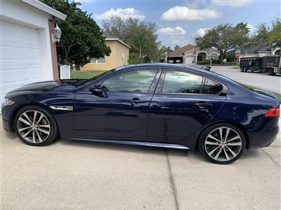 2018 Jaguar XE lease in Wesley Chapel,FL - Swapalease.com