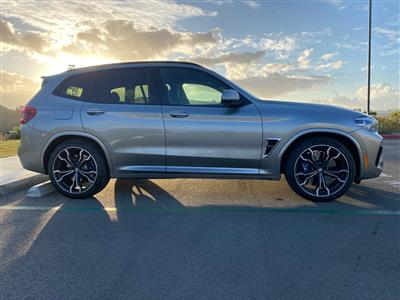 2020 BMW X3 M lease in rancho mission viejo,CA - Swapalease.com